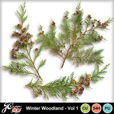Winterwoodlandvol1