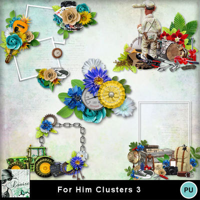 Louisel_for_him_clusters3_preview