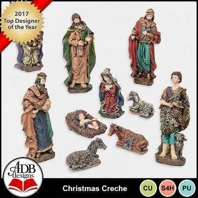 Cu_christmascreche