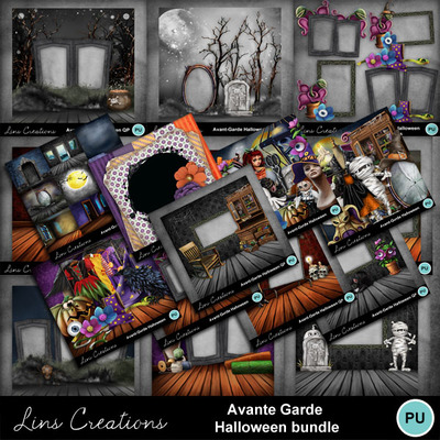 Avantegardebundle