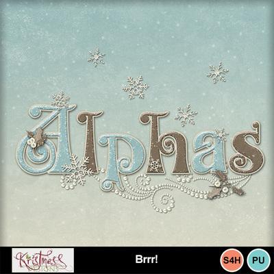 Brrralpha