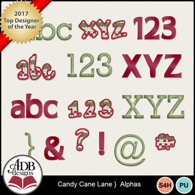 Candycanelane_monograms