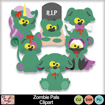 Zombie_pals_clipart_preview