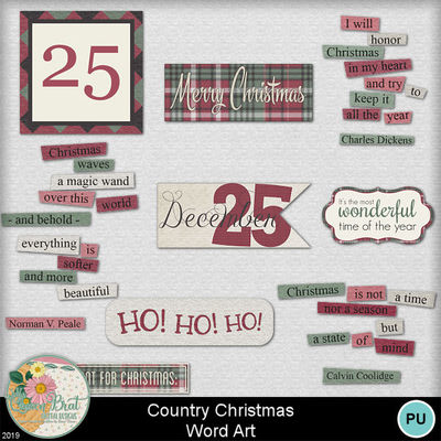 Countrychristmas_wordart
