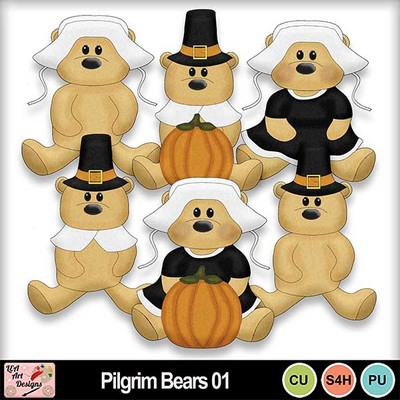 Pilgrim_bears_01_preview