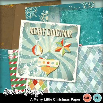 A_merry_little_christmas_paper