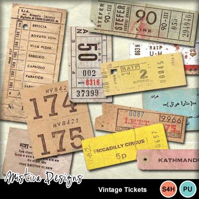Vintage_tickets