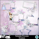 Patsscrap_fairy_tale_princess_pv_clusters_small