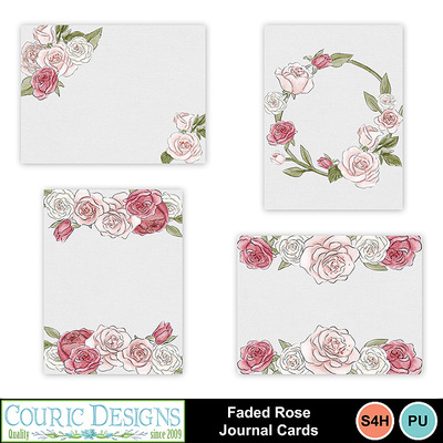 Faded_rose_journal_cards