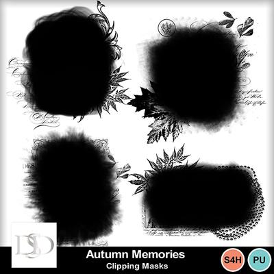 Dsd_autumnmemories_masks