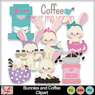 Bunnies_and_coffee_clipart_preview