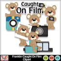 Franklin_caught_on_film_clipart_preview_small