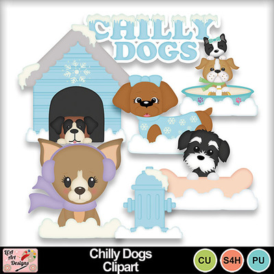 Chilly_dogs_clipart_preview