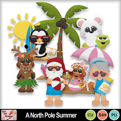 A_north_pole_summer_preview
