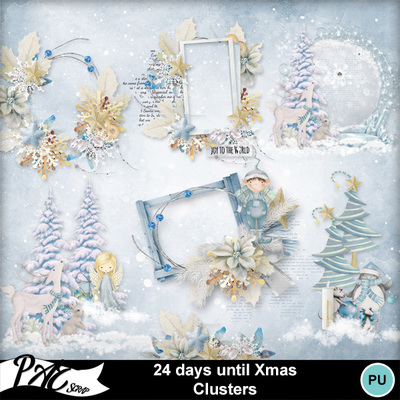 Patsscrap_24_days_until_xmas_pv_clusters