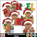 Benny_s_first_christmas_clipart_preview_small
