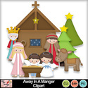 Away_in_a_manger_clipart_preview_small