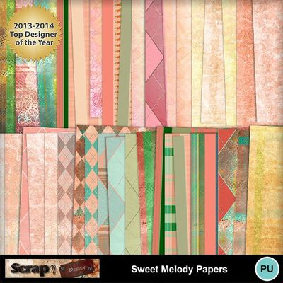Sweet_melody_papers