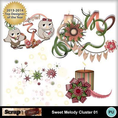 Sweet_melody_cluster_01