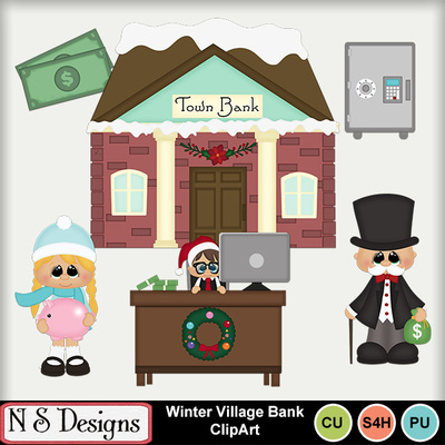 Winter_village_bank_ca