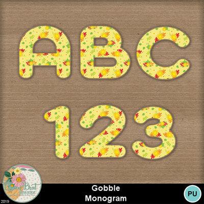 Gobble_monogram