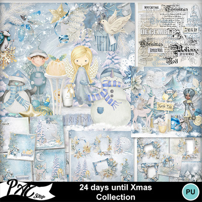 Patsscrap_24_days_until_xmas_pv_collection