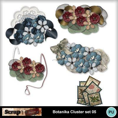 Botanika_cluster_set_05