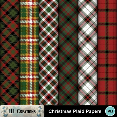 Christmas_plaid_papers-02