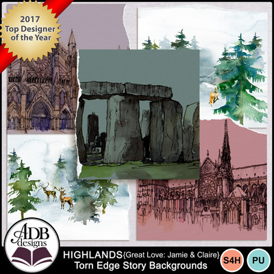 Highlandsgljamieclaire_paperstornedge