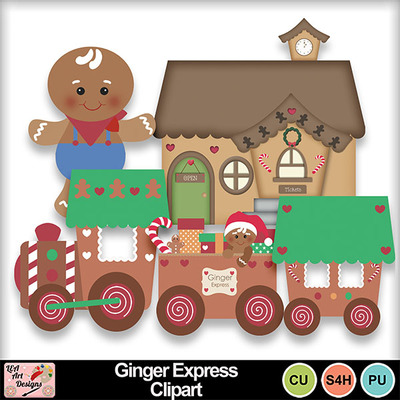 Ginger_express_clipart_preview
