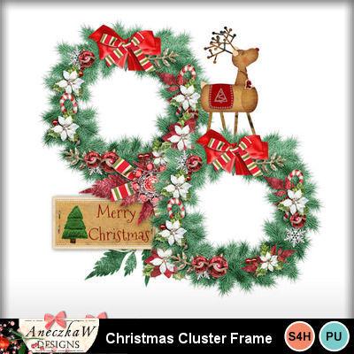 Christmas_cluster_frame