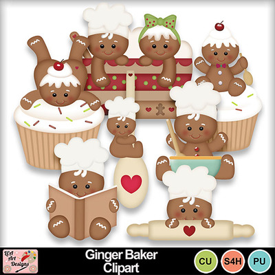 Ginger_baker_clipart_preview