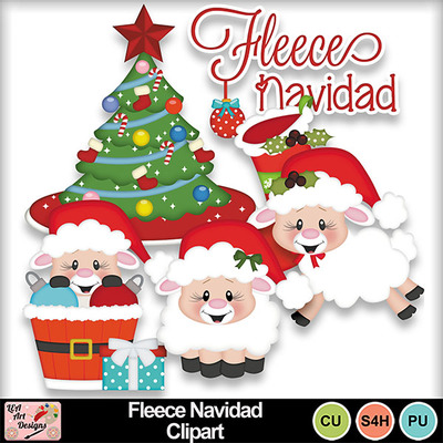 Fleece_navidad_clipart_preview