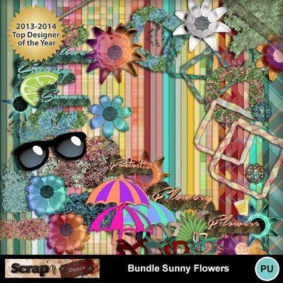 Bundle_sunny_flowers