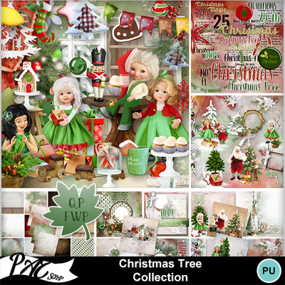 Patsscrap_christmas_tree_pv_collection