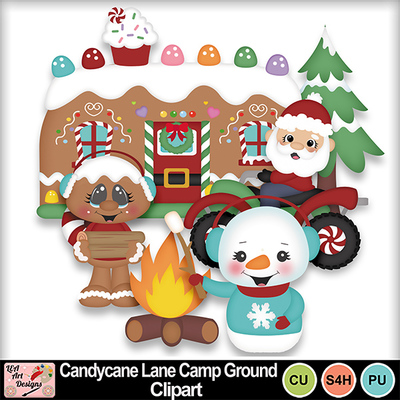 Candycane_lane_camp_ground_clipart_preview