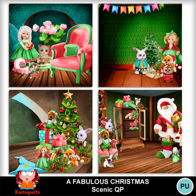 Kasta_afabulouschristmas_scenicqp_pv