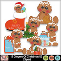 12_gingers_of_christmas_02_clipart_preview_small