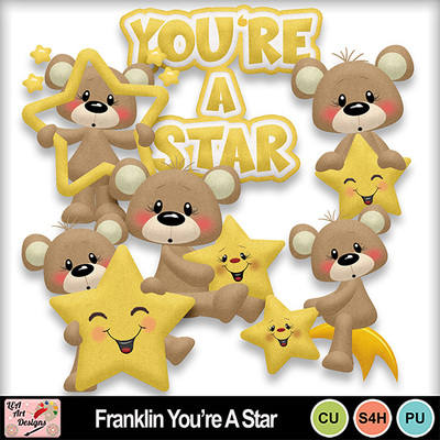 Franklin_you_re_a_star_preview