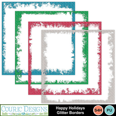 Happy_holidays_glitter_borders