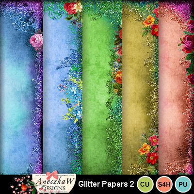 Glitter_papers_2