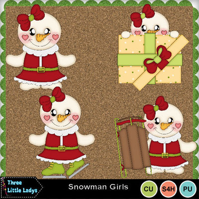 Snowman_girls--tll