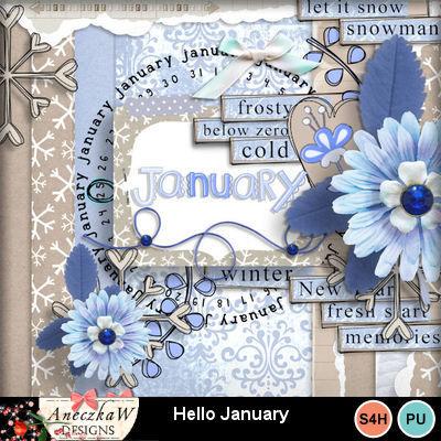Hello_january