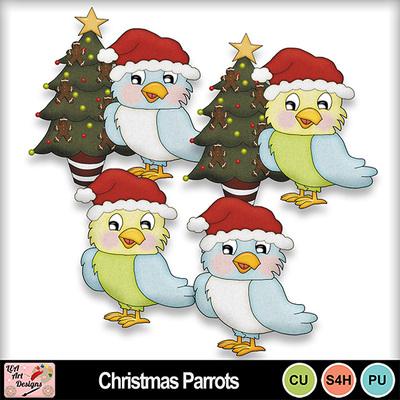 Christmas_parrots_preview