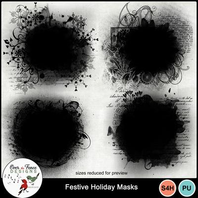 Festiveholiday_masks