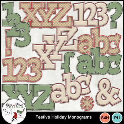 Festiveholiday_monograms