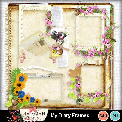 My_diary_frames