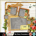 My_diary_template_4_small