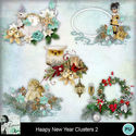 Louisel_happy_new_year_clusters2_preview_small