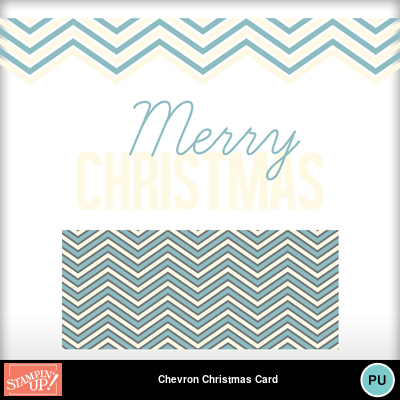 Chevron_christmas_greeting_card_template